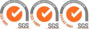 Empresa de construcción y edificación certificada ISO 9001, ISO 1401, OHSAS 18001