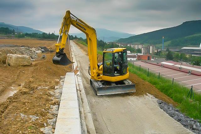 Construcción de infraestructuras civiles
